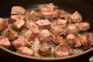 Картофель с говядиной в духовке - фото шаг 1