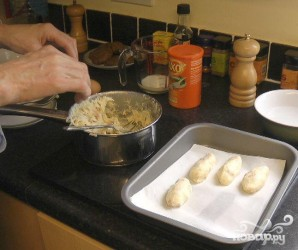 Картофельные тапас  - фото шаг 4