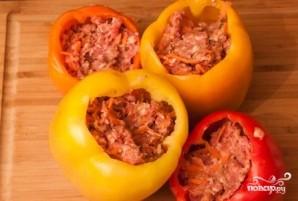 Перец, фаршированный мясом и рисом - фото шаг 4