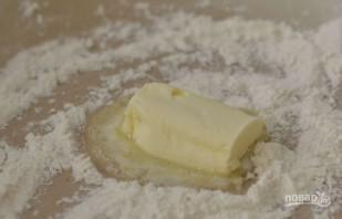 Чесночный соус к сухарикам - фото шаг 2