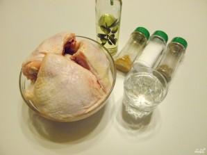 Куриные бедра на сковороде - фото шаг 1