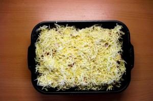 Мясная запеканка с картофелем - фото шаг 10