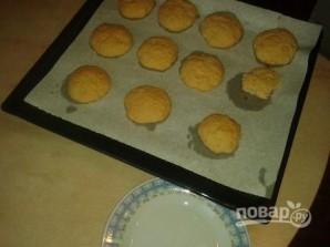 Постное яблочное печенье - фото шаг 8