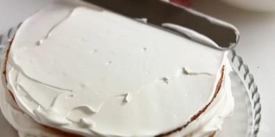 """Торт """"Молочная девочка"""" (очень вкусный) - фото шаг 3"""