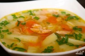 Суп из форели - фото шаг 10