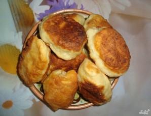 Пирожки на картофельном отваре - фото шаг 6