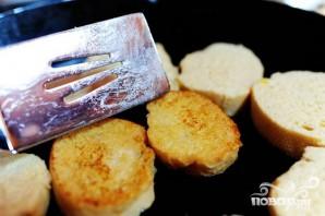 Французские тосты с ягодным маслом - фото шаг 7