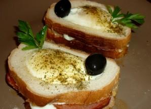 Сытный завтрак на скорую руку - фото шаг 6