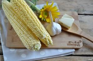 Запеченная молодая кукуруза - фото шаг 1