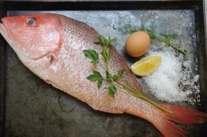 Рыба запеченная - фото шаг 1