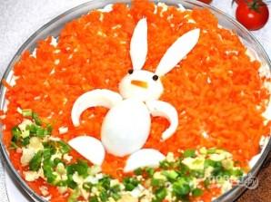 Салат на детский праздник - фото шаг 6