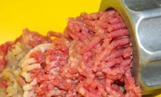 Фарш из говядины - фото шаг 4