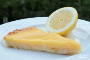 Песочный лимонный пирог - фото шаг 5