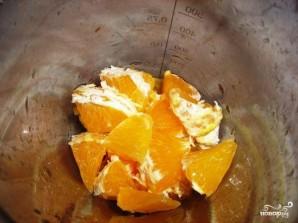 Слоеный фруктовый десерт - фото шаг 3