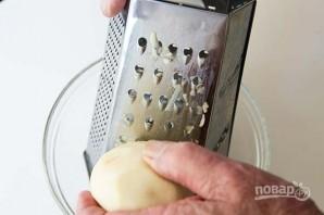 Хрустящие картофельные блины - фото шаг 1