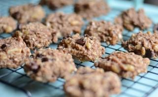 Диетическое печенье из овсяных хлопьев - фото шаг 5