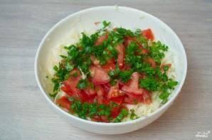 Салат к гуляшу - фото шаг 3