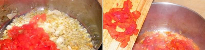 Густой суп с фасолью - фото шаг 4