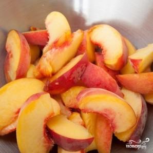 Персиковая галета - фото шаг 6