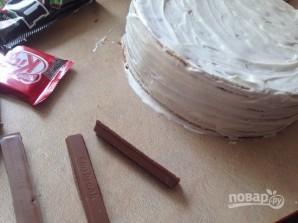 Детский торт своими руками - фото шаг 17
