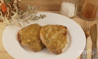 Эскалоп из свинины в духовке - фото шаг 5
