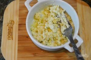 Теплый салат с картофелем и беконом - фото шаг 4