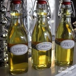 Домашний лимончелло - фото шаг 8