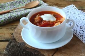 Лазанья-суп (необычно, вкусно и просто!) - фото шаг 8