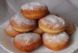 Пончики с кремом - фото шаг 5