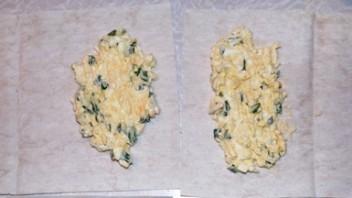 Лаваш с яйцом и зеленью - фото шаг 3