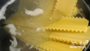 Рулеты из лазаньи - фото шаг 3