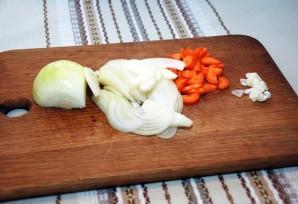 Суп из грибов лисичек   - фото шаг 4