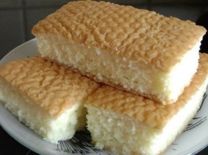 Нежнейший десерт - сербский кох - фото шаг 5