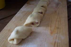 Сладкие булочки на кефире - фото шаг 8