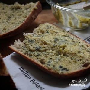 Чесночный хлеб - фото шаг 4