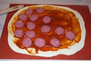 Супер-пицца - фото шаг 2
