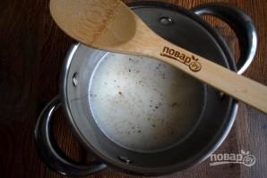 Медовое пирожное с начинкой - фото шаг 5