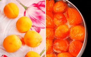 Варенье из абрикосов в сиропе - фото шаг 10