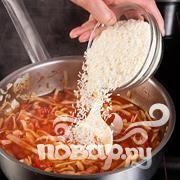Курица с рисом и фасолью - фото шаг 5