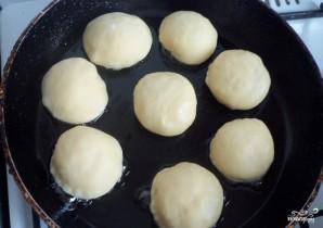 Пирожки из готового бездрожжевого теста - фото шаг 4