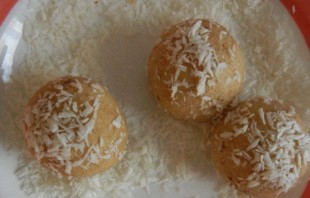 Домашнее песочное печенье на маргарине - фото шаг 4