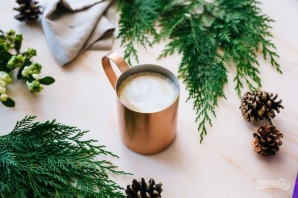 Кофе с виски и молоком - фото шаг 3