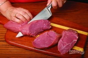 Стейк говяжий в духовке - фото шаг 1