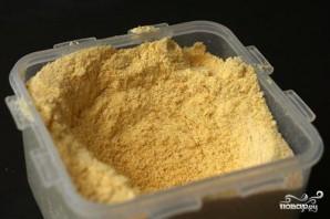 Печенье из кукурузной муки - фото шаг 1