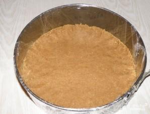 Чизкейк с киви без выпечки - фото шаг 1