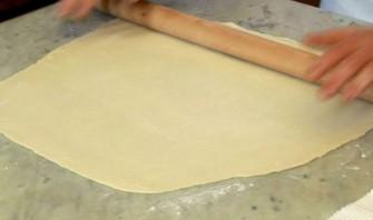 Слоеное бездрожжевое тесто - фото шаг 5