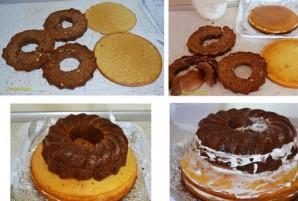 """Торт """"Улей"""" - фото шаг 4"""