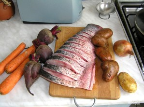 Рыба по-еврейски - фото шаг 1