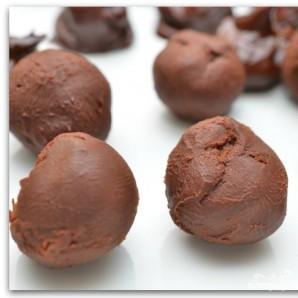 Шоколадные трюфели с ромом - фото шаг 7