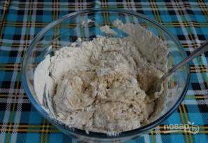 Быстрое дрожжевое тесто в духовке - фото шаг 7